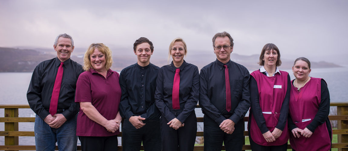 Redwood House Team